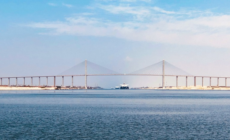Congestion on the Suez Canal: What our customers need to know now