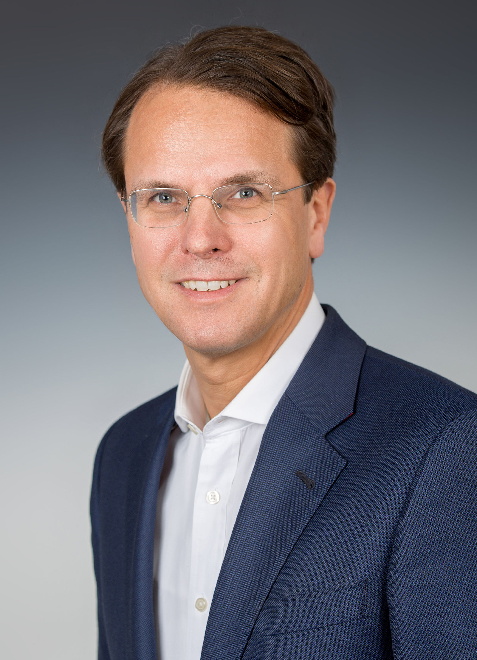 Dr. Robert Gutsche, future CFO of Röhlig Logistics