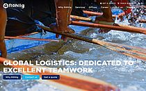 Röhlig Logistics relaunches its global website